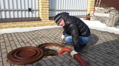 Откачка септиков, выгребных ям в Кольчугино и районе