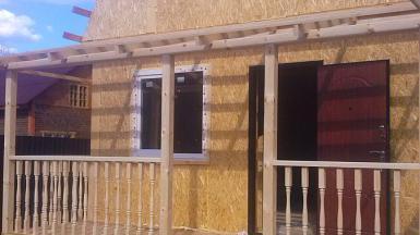 Дома из СИП панелей под ключ