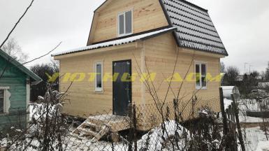 Строительство каркасного дома в городе Александров Владимирской области