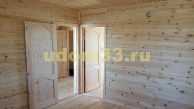 Строительство каркасного дома в селе Бабаево Собинского района Владимирской области
