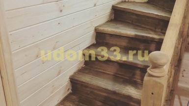 Строительство каркасного дома в с. Баскаки Суздальского района Владимирской области