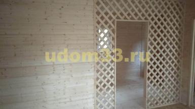 Строительство каркасного дома в Солнечногорском районе Московской области