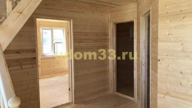 Строительство каркасного дома в деревне Бубново Раменского района Московской области