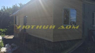 Строительство пристройки к дому в деревне Дроздово Юрьев-Польского района Владимирской области