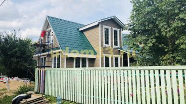 Строительство каркасного дома в п. Головино Судогодского района Владимирской области