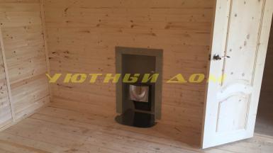 Строительство бани под ключ в деревне Иваново Петушинского района Владимирской области