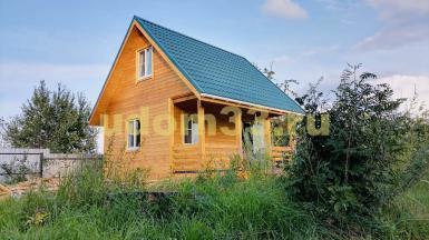 Строительство каркасного дома в г. Камешково Владимирской области