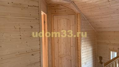 Строительство каркасного дома в посёлке Киевский Нарофоминского района Московской области