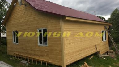 Строительство пристройки к дому в г. Кольчугино