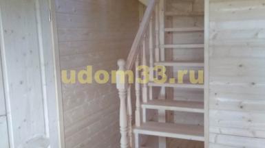 Строительство каркасного дома в городе Кольчугино Владимирской области