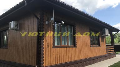Строительство каркасного дома в городе Кольчугино для круглогодичного проживания