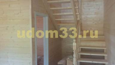 Строительство каркасного дома в г. Коломна Московской области