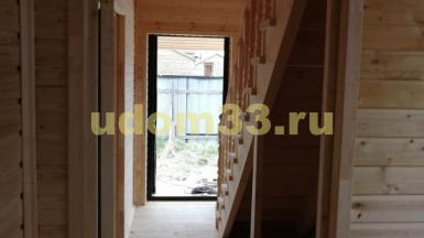 Строительство каркасного дома в СНТ Красная сторожка-2 Сергиево-Посадского района Московской области