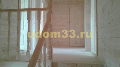 Строительство каркасного дома для круглогодичного проживания в городе Куровское Московской области