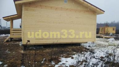 Строительство каркасного дома в деревне Недельное Малоярославского района Калужской области