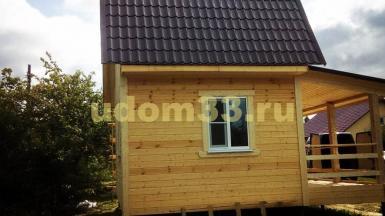 Строительство каркасного дома в селе Новоалександрово Суздальского района Владимирской области