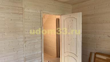 Строительство каркасного дома деревне Новочеркасское Воскресенского района Московской области
