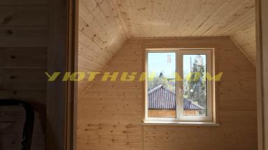 Строительство дома в СНТ Орджоникидзе-3 Кольчугинского р-на