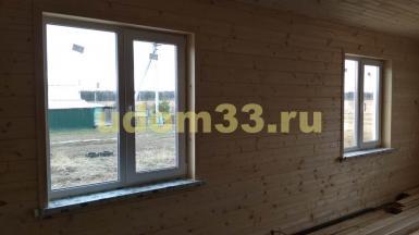 Строительство каркасного дома в городе Орехово-Зуево Московской области