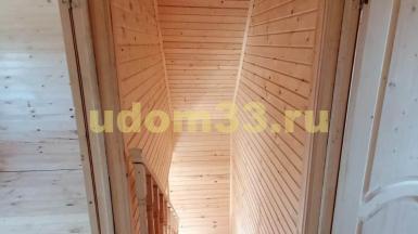 Строительство дачного каркасного дома в д. Паддубки Владимирской области