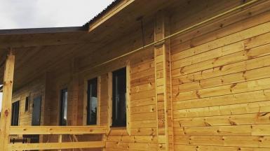 Строительство пристройки к дому в деревне Песочное Суздальского района Владимирской области