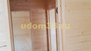 Строительство каркасного дома в деревне Пирогово городского округа Мытищи Московской области