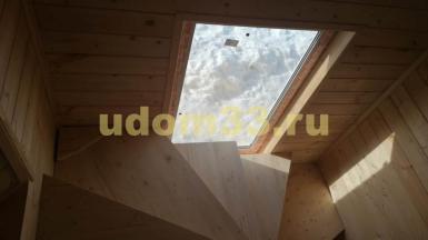 Строительство каркасного дома в г. Покров Владимирской области