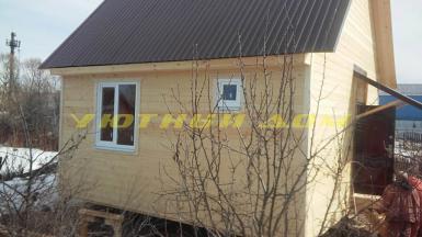 Строительство дачного дома в г. Покров Владимирской области