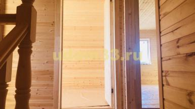 Строительство каркасного дома в посёлке Садовый Суздальского района Владимирской области