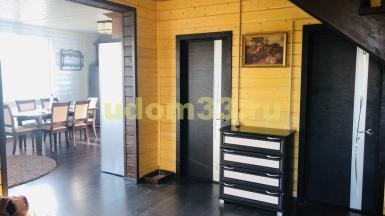 Строительство каркасного дома в деревне Серп и Молот Кольчугинского района Владимирской области