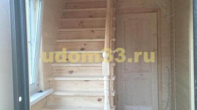 Строительство каркасного дома в г. Щёлково Московской области
