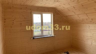 Строительство каркасного дома в деревне Шустино Кольчугинского района Владимирской области