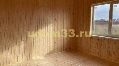 Строительство каркасного дома в деревне Скрылья Серпуховского района Московской области