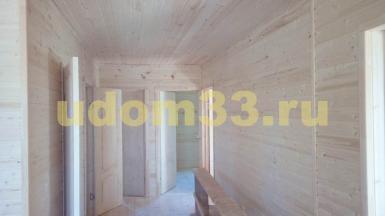 Строительство каркасного дома в деревне Строково Гаврилов-Ямского района Ярославской области