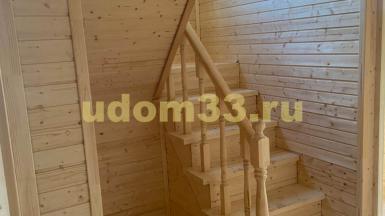 Строительство каркасного дома в г. Струнино Владимирской области