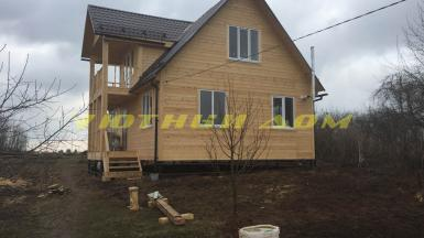Строительство дома в городе Суздаль Владимирской области
