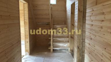 троительство каркасного дома в посёлке Свердловский Московской области