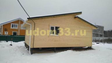 Строительство каркасного дома в д. Трубино Щёлковского района Московской области