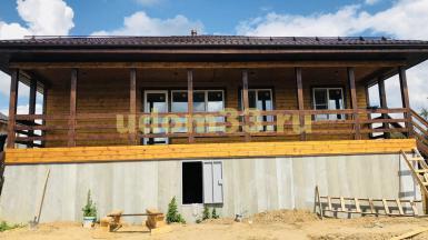 Строительство каркасного дома в с. Великово Ковровского района Владимирской области