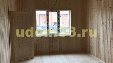 Строительство каркасного дома в городе Владимир