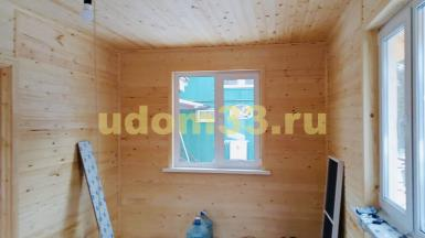 Строительство каркасного дома в посёлке имени Воровского Ногинского района Московской области