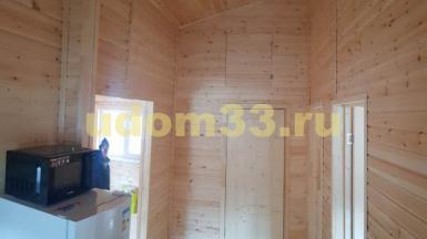 Строительство каркасного дома в г. Орехово-Зуево Московской области