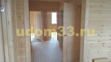 Строительство каркасного дома в городе Воскресенск Московской области