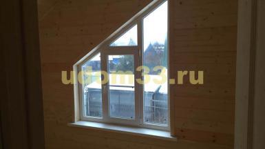 Строительство дома в деревне Захарово Киржачского района