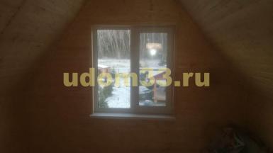 Строительство каркасного дома в СНТ Заречье Раменского района Московской области