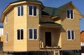Каркасный дом - лучшая альтернатива традиционному домостроению