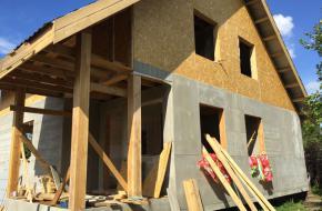 Выбор конструкции дома для строительства на дачном участке