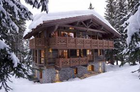 Строительство домов в стиле шале - преимущества конструкции